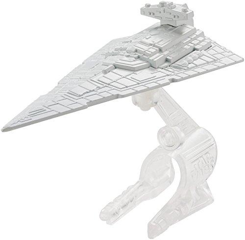 ホットウィール マテル ミニカー ホットウイール 【送料無料】Hot Wheels Star Wars Starship Star Destroyer Devestator Vehicleホットウィール マテル ミニカー ホットウイール