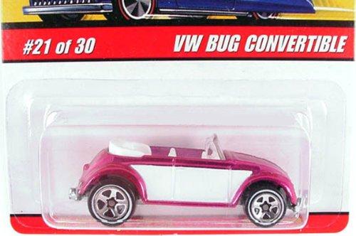 ホットウィール マテル ミニカー ホットウイール Hot Wheels Classic Series 2: VW Bug Convertibleホットウィール マテル ミニカー ホットウイール