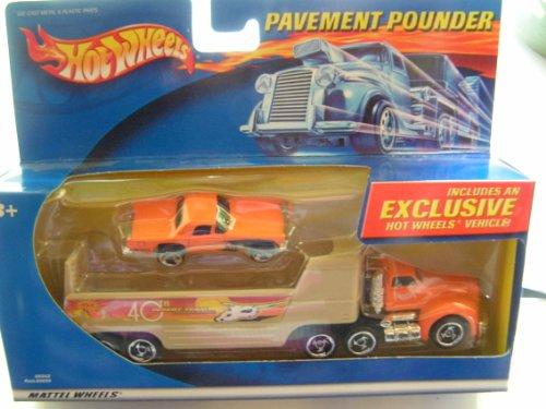 ホットウィール マテル ミニカー ホットウイール 【送料無料】Hot Wheels Pavement Pounderホットウィール マテル ミニカー ホットウイール