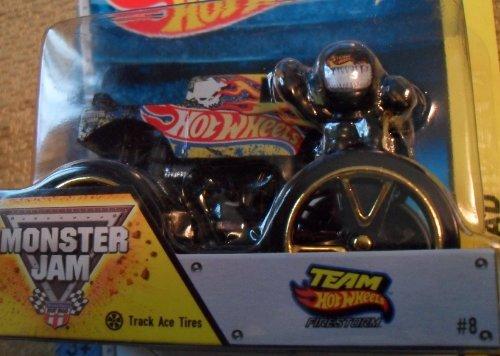 ホットウィール マテル ミニカー ホットウイール monster jam hot wheels off road team hot wheels firestorm with track ace tires NEW in packageホットウィール マテル ミニカー ホットウイール
