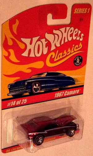 ホットウィール マテル ミニカー ホットウイール 【送料無料】2004 Hot Wheels Classics Series 1 - Red 1967 Camaro - Unpainted Thailand baseホットウィール マテル ミニカー ホットウイール