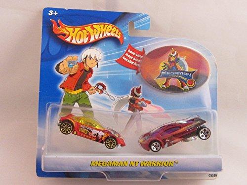 ホットウィール マテル ミニカー ホットウイール 【送料無料】Hot Wheels 2004 MegaMan NT Warrior Diecastホットウィール マテル ミニカー ホットウイール
