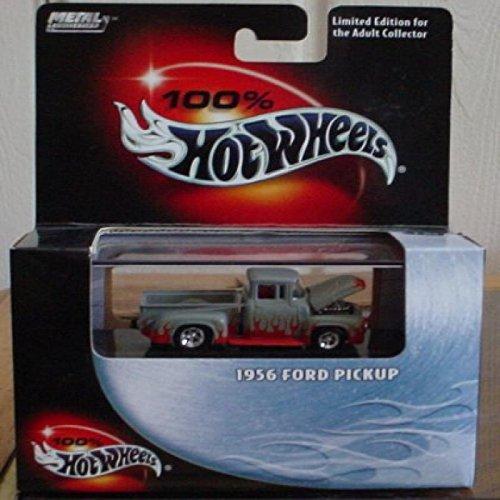 ホットウィール マテル ミニカー ホットウイール 【送料無料】Hot Wheels 100% 1956 Ford Pickup #08 #8 2003ホットウィール マテル ミニカー ホットウイール