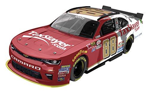 ライオネルレーシング ミニカー 模型 アメリカ 【送料無料】Lionel Racing Chase Elliott #88 Taxslayer 2016 Xfinity Chevrolet Camaro NASCAR Diecast Car (1:24 Scale), Chromeライオネルレーシング ミニカー 模型 アメリカ