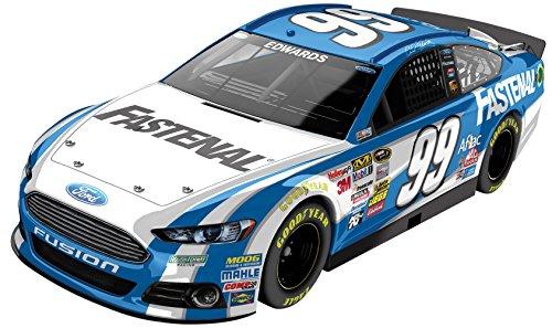 ライオネルレーシング ミニカー 模型 アメリカ Carl Edwards #99 Fastenal Ford Fusion 2014 NASCAR Diecast Car, 1:24 Scale HOTOライオネルレーシング ミニカー 模型 アメリカ