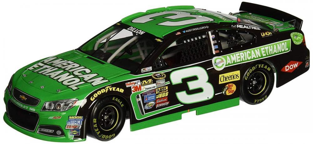 ライオネルレーシング ミニカー 模型 アメリカ Austin Dillon #3 American Ethanol 2014 Chevrolet SS NASCAR Diecast Car, 1:24 Scale ARC HOTOライオネルレーシング ミニカー 模型 アメリカ