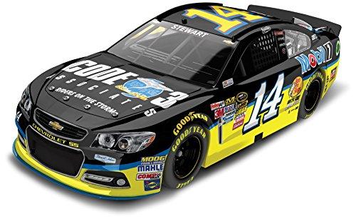 ライオネルレーシング ミニカー 模型 アメリカ 【送料無料】Tony Stewart #14 Code 3 Associates/Mobil 1 Chevrolet SS 2014 NASCAR Diecast Car, 1:24 Scale HOTOライオネルレーシング ミニカー 模型 アメリカ