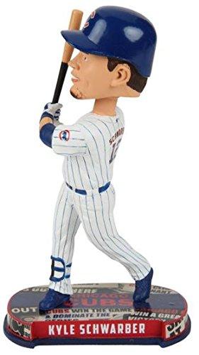 ボブルヘッド バブルヘッド 首振り人形 ボビンヘッド BOBBLEHEAD Chicago Cubs Schwarber K. #12 Headline Bobbleボブルヘッド バブルヘッド 首振り人形 ボビンヘッド BOBBLEHEAD