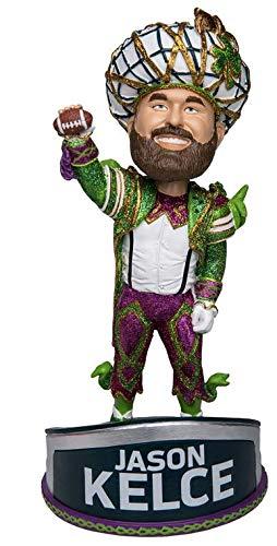 ボブルヘッド バブルヘッド 首振り人形 ボビンヘッド BOBBLEHEAD 【送料無料】FOCO Jason Kelce Parade Suit Mummers Costume Bobblehead - Philadelphia Eaglesボブルヘッド バブルヘッド 首振り人形 ボビンヘッド BOBBLEHEAD