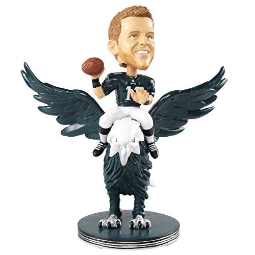 ボブルヘッド バブルヘッド 首振り人形 ボビンヘッド BOBBLEHEAD FOCO Carson Wentz Philadelphia Eagles Riders Special Edition Bobbleheadボブルヘッド バブルヘッド 首振り人形 ボビンヘッド BOBBLEHEAD