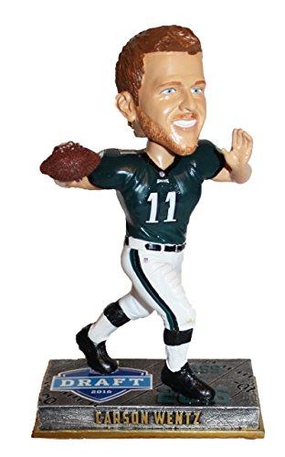 ボブルヘッド バブルヘッド 首振り人形 ボビンヘッド BOBBLEHEAD Philadelphia Eagles Wentz C. #11 Rookie Bobbleボブルヘッド バブルヘッド 首振り人形 ボビンヘッド BOBBLEHEAD
