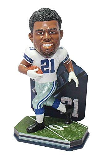 ボブルヘッド バブルヘッド 首振り人形 ボビンヘッド BOBBLEHEAD Ezekiel Elliott (Dallas Cowboys) NFL Name and Number Bobble Head Forever Collectiblesボブルヘッド バブルヘッド 首振り人形 ボビンヘッド BOBBLEHEAD
