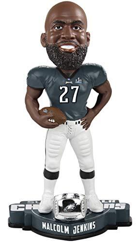 ボブルヘッド バブルヘッド 首振り人形 ボビンヘッド BOBBLEHEAD FOCO Philadelphia Eagles Bobble Malcolm Jenkins #27 Super Bowl 52 Champsボブルヘッド バブルヘッド 首振り人形 ボビンヘッド BOBBLEHEAD