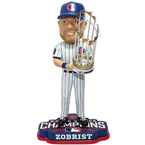 ボブルヘッド バブルヘッド 首振り人形 ボビンヘッド BOBBLEHEAD 【送料無料】FOCO MLB Chicago Cubs Ben Zobrist Unisex Zobrist B. #18