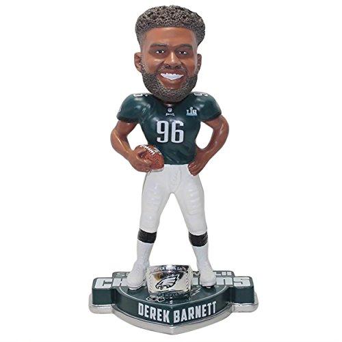 ボブルヘッド バブルヘッド 首振り人形 ボビンヘッド BOBBLEHEAD FOCO Derek Barnett Philadelphia Eagles Super Bowl LII Champion Bobblehead Bobbleheadボブルヘッド バブルヘッド 首振り人形 ボビンヘッド BOBBLEHEAD