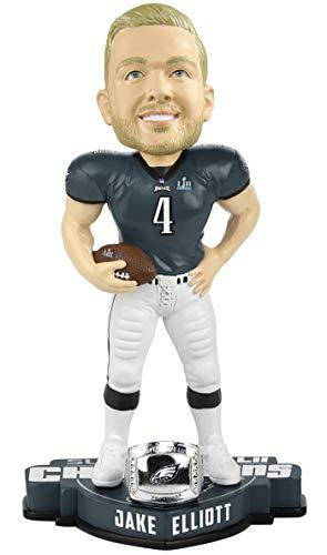 ボブルヘッド バブルヘッド 首振り人形 ボビンヘッド BOBBLEHEAD FOCO Philadelphia Eagles Bobble Jake Elliott #4 Super Bowl 52 Champsボブルヘッド バブルヘッド 首振り人形 ボビンヘッド BOBBLEHEAD