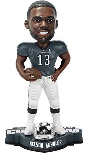 ボブルヘッド バブルヘッド 首振り人形 ボビンヘッド BOBBLEHEAD FOCO Philadelphia Eagles Bobble Nelson Agholor #13 Super Bowl 52 Champsボブルヘッド バブルヘッド 首振り人形 ボビンヘッド BOBBLEHEAD