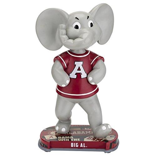ボブルヘッド バブルヘッド 首振り人形 ボビンヘッド BOBBLEHEAD 【送料無料】Alabama Mascot Headline Bobbleボブルヘッド バブルヘッド 首振り人形 ボビンヘッド BOBBLEHEAD