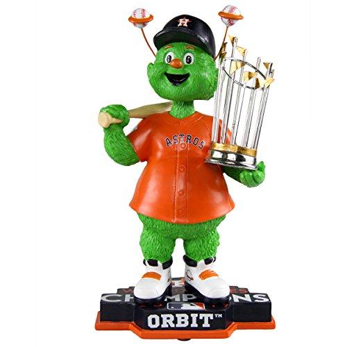 ボブルヘッド バブルヘッド 首振り人形 ボビンヘッド BOBBLEHEAD 【送料無料】FOCO Orbit Houston Astros 2017 World Series Orange Jersey Special Edition Bobbleheadボブルヘッド バブルヘッド 首振り人形 ボビンヘッド BOBBLEHEAD