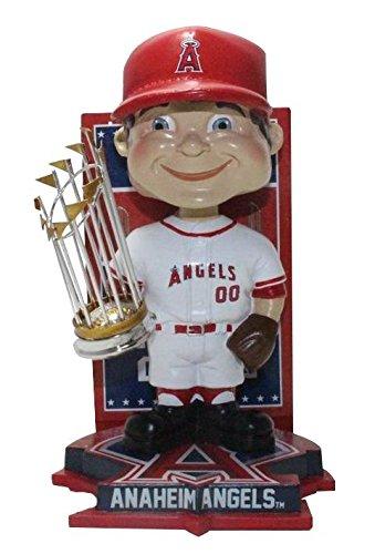 ボブルヘッド バブルヘッド 首振り人形 ボビンヘッド BOBBLEHEAD 【送料無料】FOCO Los Angeles Angels MLB World Series Champions Series - Numbered to 1,000 Bobbleheadボブルヘッド バブルヘッド 首振り人形 ボビンヘッド BOBBLEHEAD