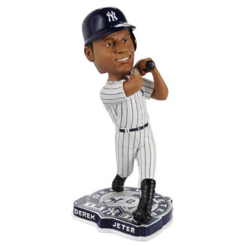 ボブルヘッド バブルヘッド 首振り人形 ボビンヘッド BOBBLEHEAD 【送料無料】MLB New York Yankees Derek Jeter 3,000th Hit Bobbleheadボブルヘッド バブルヘッド 首振り人形 ボビンヘッド BOBBLEHEAD