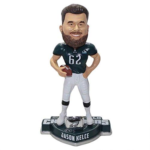 ボブルヘッド バブルヘッド 首振り人形 ボビンヘッド BOBBLEHEAD FOCO Jason Kelce Philadelphia Eagles Super Bowl LII Champion Bobblehead Bobbleheadボブルヘッド バブルヘッド 首振り人形 ボビンヘッド BOBBLEHEAD