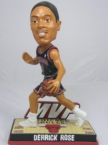 ボブルヘッド バブルヘッド 首振り人形 ボビンヘッド BOBBLEHEAD Derrick Rose Chicago Bulls MVP Action Pose Bobbleheadボブルヘッド バブルヘッド 首振り人形 ボビンヘッド BOBBLEHEAD