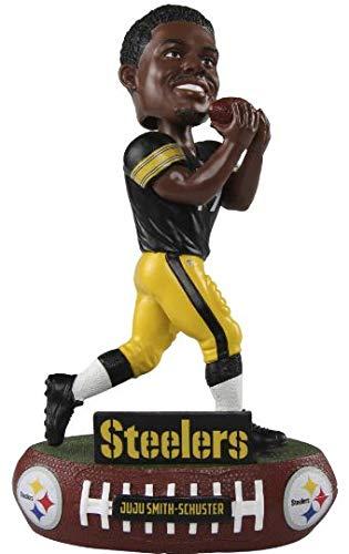 ボブルヘッド バブルヘッド 首振り人形 ボビンヘッド BOBBLEHEAD 【送料無料】FOCO Juju Smith-Schuster Pittsburgh Steelers Juju Smith-Schuster Bobblehead Bobbleheadボブルヘッド バブルヘッド 首振り人形 ボビンヘッド BOBBLEHEAD