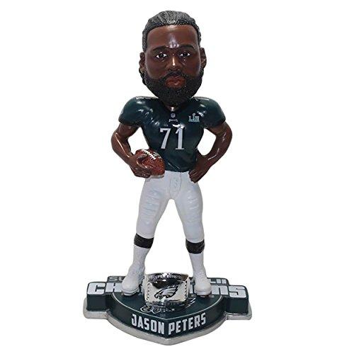 ボブルヘッド バブルヘッド 首振り人形 ボビンヘッド BOBBLEHEAD FOCO Jason Peters Philadelphia Eagles Super Bowl LII Champion Bobblehead Bobbleheadボブルヘッド バブルヘッド 首振り人形 ボビンヘッド BOBBLEHEAD