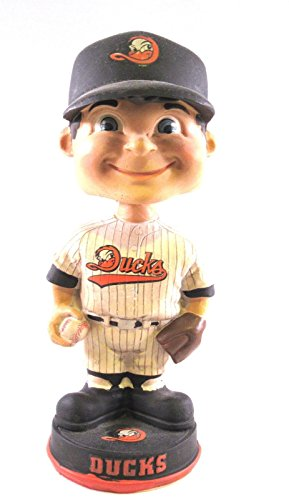 ボブルヘッド バブルヘッド 首振り人形 ボビンヘッド BOBBLEHEAD 【送料無料】Vintage Long Island Ducks Bobble FOCO Boy-Faced Bobbleheadボブルヘッド バブルヘッド 首振り人形 ボビンヘッド BOBBLEHEAD