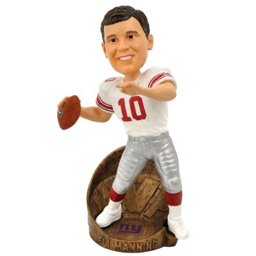 ボブルヘッド バブルヘッド 首振り人形 ボビンヘッド BOBBLEHEAD 【送料無料】NFL New York Giants Super Bowl XLVI Champions MVP Ring Bobble, E. Manningボブルヘッド バブルヘッド 首振り人形 ボビンヘッド BOBBLEHEAD