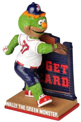 ボブルヘッド バブルヘッド 首振り人形 ボビンヘッド BOBBLEHEAD FOCO MLB Boston Red Sox Wally Get Beard Mascot Action Bobble, Redボブルヘッド バブルヘッド 首振り人形 ボビンヘッド BOBBLEHEAD