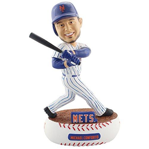 ボブルヘッド バブルヘッド 首振り人形 ボビンヘッド BOBBLEHEAD Forever Collectibles Michael Conforto New York Mets Baller Special Edition Bobblehead MLBボブルヘッド バブルヘッド 首振り人形 ボビンヘッド BOBBLEHEAD