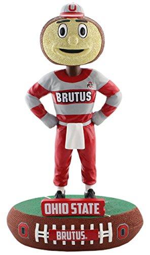 ボブルヘッド バブルヘッド 首振り人形 ボビンヘッド BOBBLEHEAD Forever Collectibles Ohio State Buckeyes Mascot Ohio State Buckeyes Baller Special Edition Bobbleheadボブルヘッド バブルヘッド 首振り人形 ボビンヘッド BOBBLEHEAD