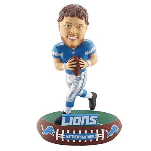 ボブルヘッド バブルヘッド 首振り人形 ボビンヘッド BOBBLEHEAD Forever Collectibles Matthew Stafford Detroit Lions Baller Special Edition Bobblehead NFLボブルヘッド バブルヘッド 首振り人形 ボビンヘッド BOBBLEHEAD