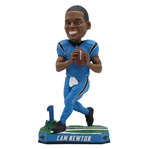 ボブルヘッド バブルヘッド 首振り人形 ボビンヘッド BOBBLEHEAD 【送料無料】Forever Collectibles Cam Newton Carolina Panthers Special Edition Color Rush Bobblehead NFLボブルヘッド バブルヘッド 首振り人形 ボビンヘッド BOBBLEHEAD