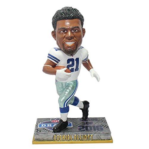 ボブルヘッド バブルヘッド 首振り人形 ボビンヘッド BOBBLEHEAD Forever Collectables NFL Dallas Cowboys Ezekiel Elliott Draft Bobbleheadボブルヘッド バブルヘッド 首振り人形 ボビンヘッド BOBBLEHEAD