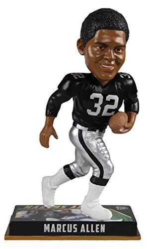 ボブルヘッド バブルヘッド 首振り人形 ボビンヘッド BOBBLEHEAD Forever Collectibles Marcus Allen Oakland Raiders NFL Legends Series Special Edition Bobblehead NFLボブルヘッド バブルヘッド 首振り人形 ボビンヘッド BOBBLEHEAD
