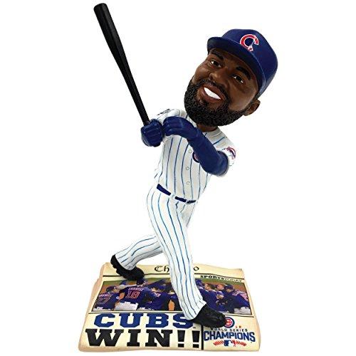 ボブルヘッド バブルヘッド 首振り人形 ボビンヘッド BOBBLEHEAD Forever Collectibles Chicago Cubs Jason Heyward 2016 World Series Champions Newspaper Bobbleheadボブルヘッド バブルヘッド 首振り人形 ボビンヘッド BOBBLEHEAD