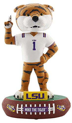 ボブルヘッド バブルヘッド 首振り人形 ボビンヘッド BOBBLEHEAD Forever Collectibles LSU Tigers Mascot LSU Tigers Baller Special Edition Bobbleheadボブルヘッド バブルヘッド 首振り人形 ボビンヘッド BOBBLEHEAD