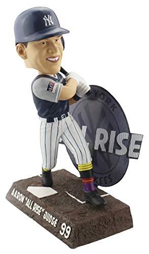 ボブルヘッド バブルヘッド 首振り人形 ボビンヘッド BOBBLEHEAD 【送料無料】Forever Collectibles Aaron Judge New York Yankees Players Weekend - All Rise Bobblehead MLBボブルヘッド バブルヘッド 首振り人形 ボビンヘッド BOBBLEHEAD