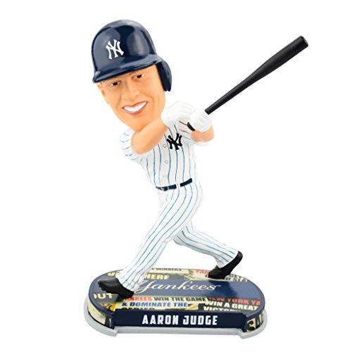 ボブルヘッド バブルヘッド 首振り人形 ボビンヘッド BOBBLEHEAD 【送料無料】Forever Collectibles MLB New York Yankees Aaron Judge Bobble Headボブルヘッド バブルヘッド 首振り人形 ボビンヘッド BOBBLEHEAD