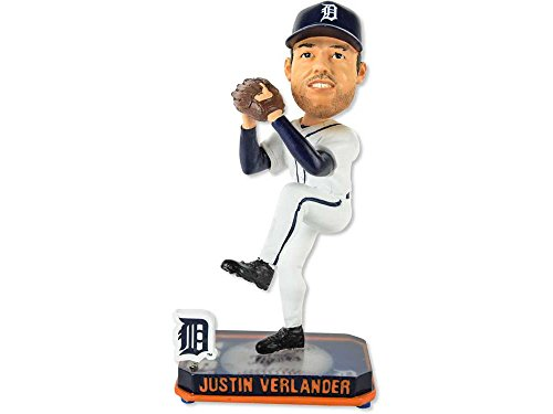 ボブルヘッド バブルヘッド 首振り人形 ボビンヘッド BOBBLEHEAD Forever Collectibles Justin Verlander Detroit Tigers Bobble Figurineボブルヘッド バブルヘッド 首振り人形 ボビンヘッド BOBBLEHEAD