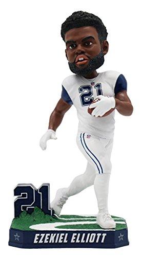 ボブルヘッド バブルヘッド 首振り人形 ボビンヘッド BOBBLEHEAD Forever Collectibles Ezekiel Elliott Dallas Cowboys Special Edition Color Rush Bobblehead NFLボブルヘッド バブルヘッド 首振り人形 ボビンヘッド BOBBLEHEAD