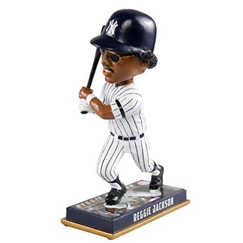 ボブルヘッド バブルヘッド 首振り人形 ボビンヘッド BOBBLEHEAD 【送料無料】Forever Collectibles Reggie Jackson New York Yankees MLB Legends Series Bobblehead MLBボブルヘッド バブルヘッド 首振り人形 ボビンヘッド BOBBLEHEAD