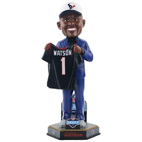 ボブルヘッド バブルヘッド 首振り人形 ボビンヘッド BOBBLEHEAD Forever Collectibles Deshaun Watson Houston Texans 2017 NFL Draft Day Bobblehead NFLボブルヘッド バブルヘッド 首振り人形 ボビンヘッド BOBBLEHEAD