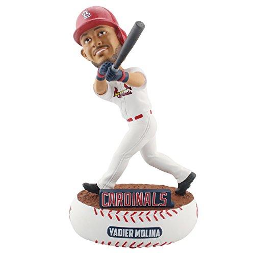 ボブルヘッド バブルヘッド 首振り人形 ボビンヘッド BOBBLEHEAD Forever Collectibles Yadier Molina St Louis Cardinals Baller Special Edition Bobblehead MLBボブルヘッド バブルヘッド 首振り人形 ボビンヘッド BOBBLEHEAD