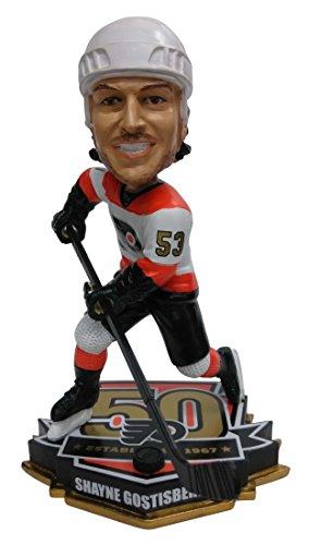 ボブルヘッド バブルヘッド 首振り人形 ボビンヘッド BOBBLEHEAD Forever Collectibles Shayne Gostisbehere Philadelphia Flyers Special Edition Bobbleheadボブルヘッド バブルヘッド 首振り人形 ボビンヘッド BOBBLEHEAD