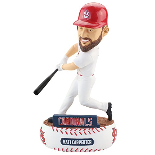 ボブルヘッド バブルヘッド 首振り人形 ボビンヘッド BOBBLEHEAD Forever Collectibles Matt Carpenter St Louis Cardinals Baller Special Edition Bobblehead MLBボブルヘッド バブルヘッド 首振り人形 ボビンヘッド BOBBLEHEAD