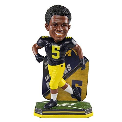 ボブルヘッド バブルヘッド 首振り人形 ボビンヘッド BOBBLEHEAD 【送料無料】FOCO NCAA Michigan Wolverines Name and Number Bobble, Team Color, OSボブルヘッド バブルヘッド 首振り人形 ボビンヘッド BOBBLEHEAD